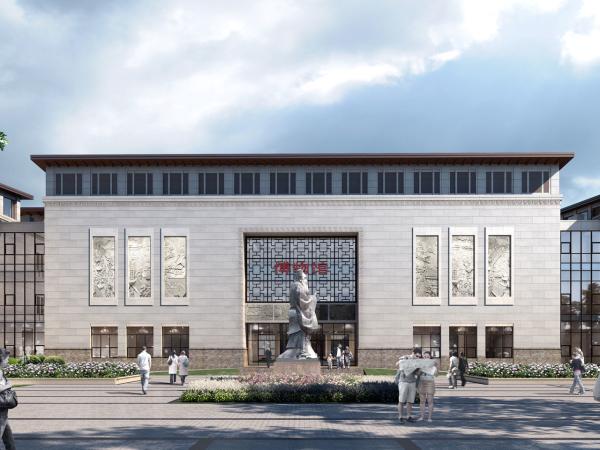 临朐文化中心博物馆