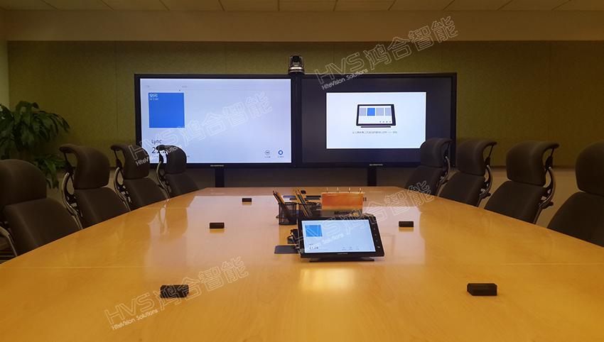1-2 微软(中国)西区17层会议室改造项目