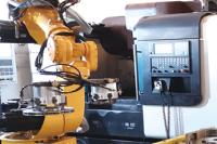 刹车盘机加工自动生产线