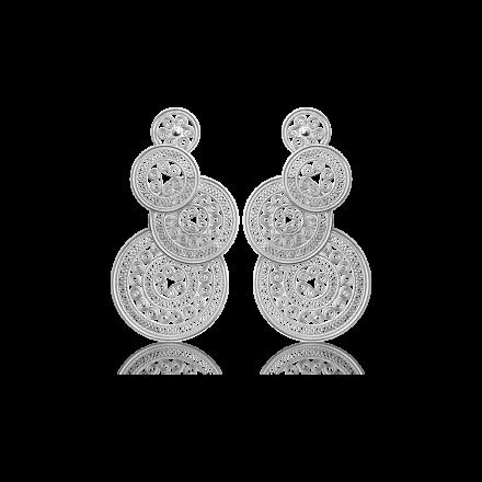 耳环3-银色