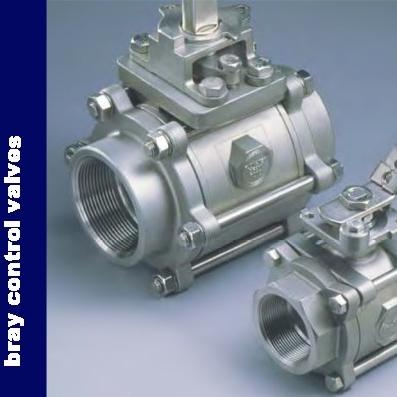 博雷S7000、8000、3片式全徑球閥