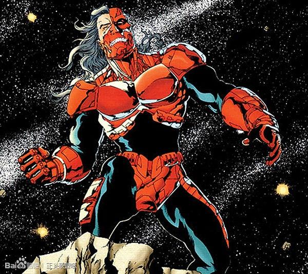 机械超人的天启星形象