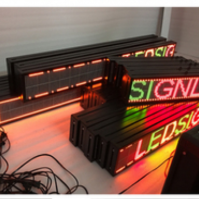 led显示屏门头彩6
