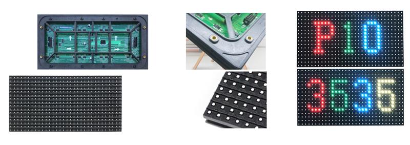 p10户外LED显示屏模组-晟科光电