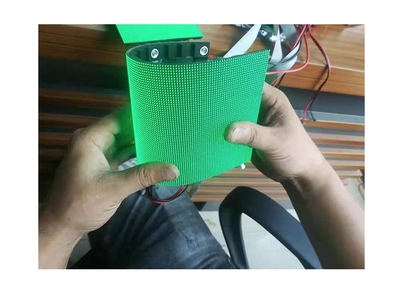 晟科光电p1.875 LED软模组