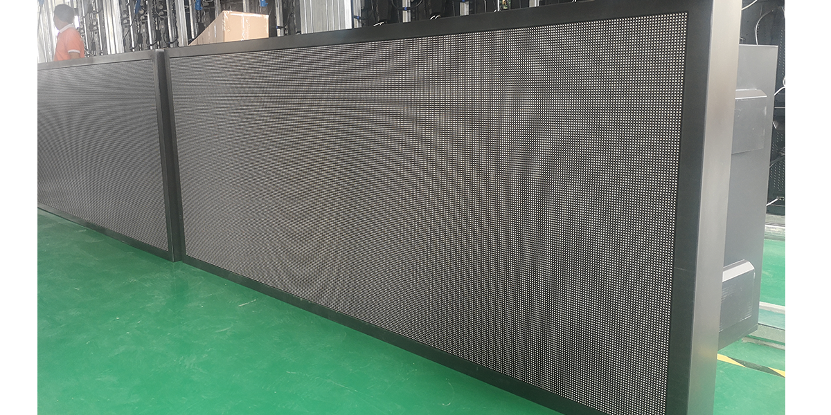 深圳户外防水led显示屏