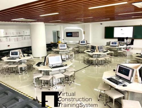 建筑VR实训室