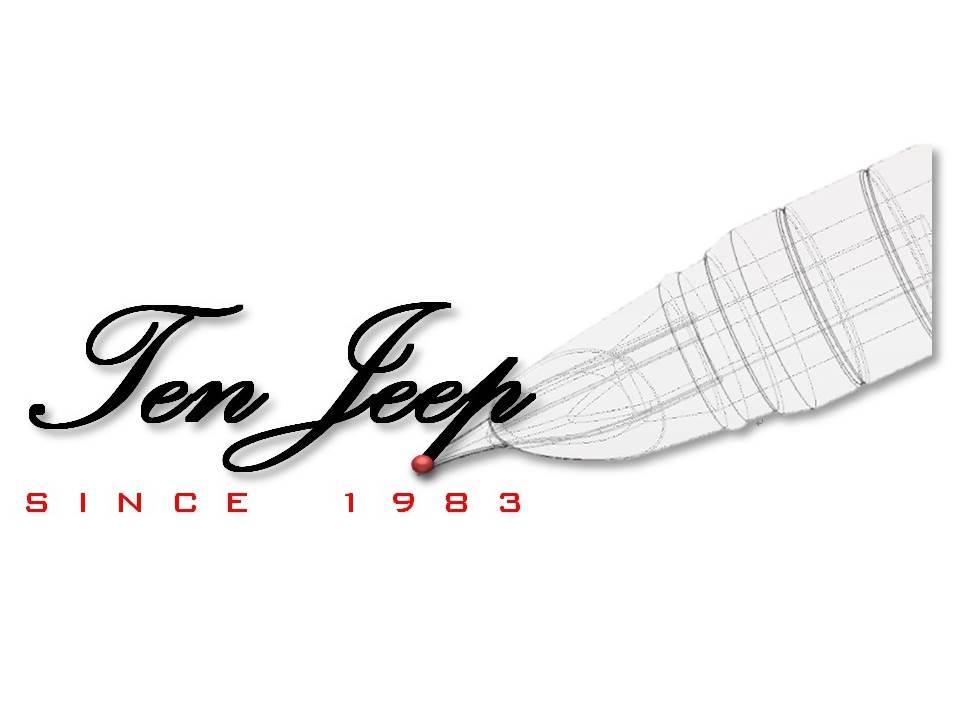 Ten Jeep天吉金屬製筆