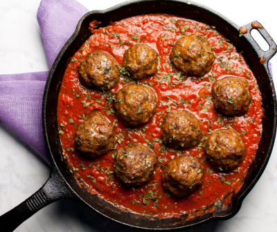 29 Italian Style Meatballs (Pork and Beef)