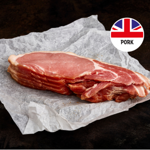 38 British Smoked Back Bacon