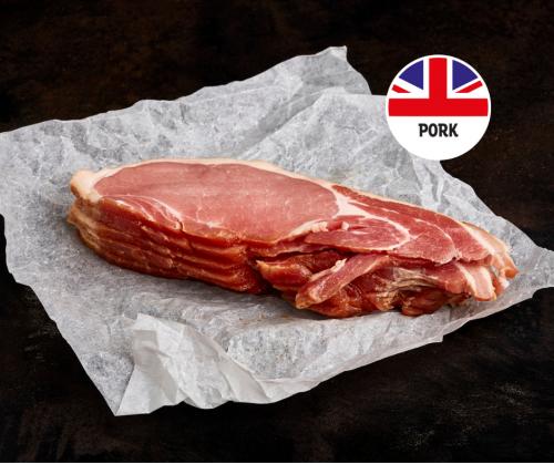 38 British Smoked Back Bacon
