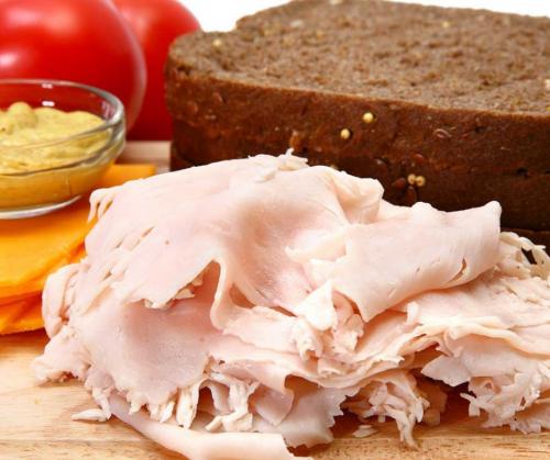 46 Smoked Sliced Turkey