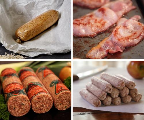 Free Spanish Sausage