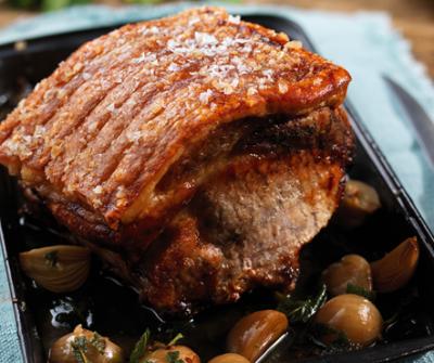 Great British Pork Loin Roasting Joint