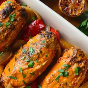 Peri Peri Chicken Breast
