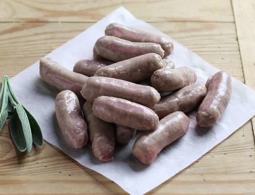 Mini Cumberland Sausages
