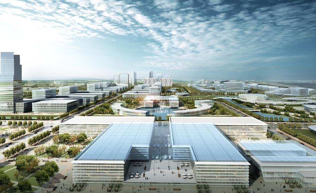 上海金山工业区--(6)