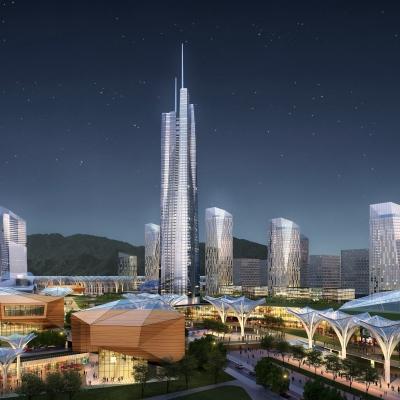 西宁城市规划1