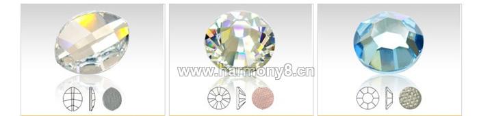 施华洛世奇,异型烫钻,奥钻,烫钻