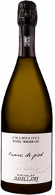 尼古拉玛雅黑中白香槟