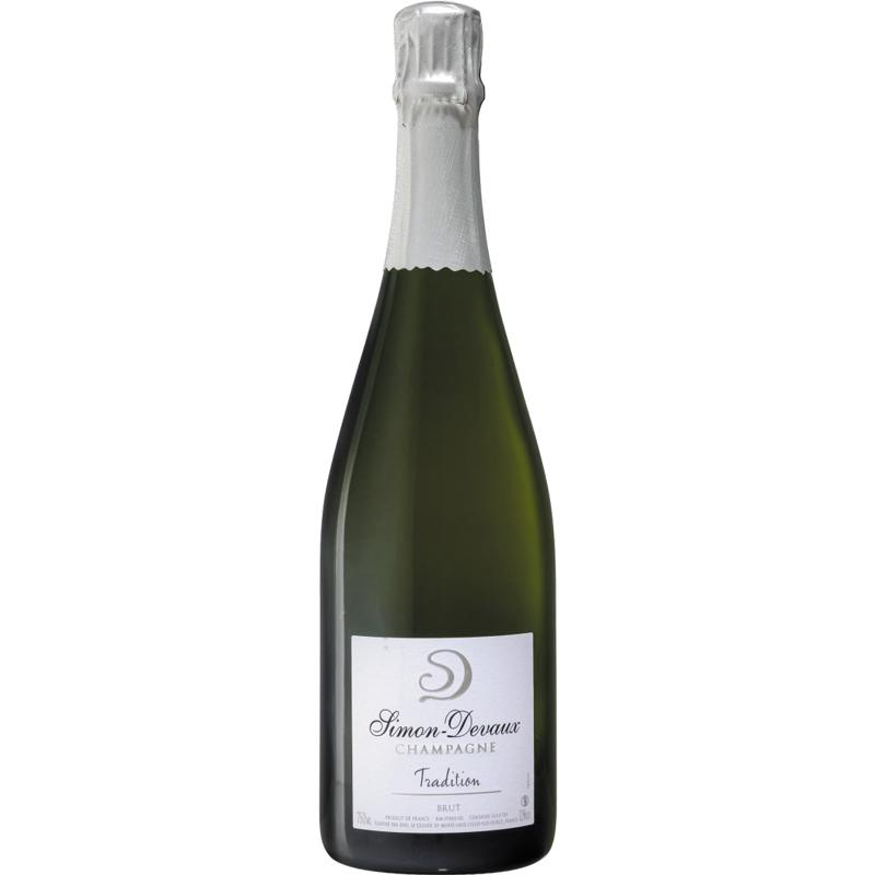 西蒙德瓦斯天然型传统香槟