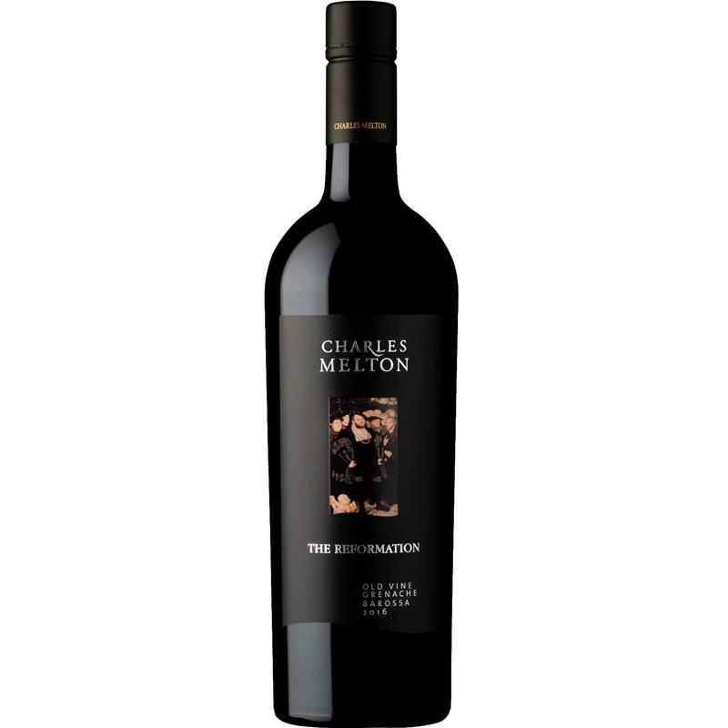 CHARLES-MELTON-REFORMATION-OLD-VINE-GRENACHE-查尔斯莫顿酒庄老藤歌海娜红葡萄酒
