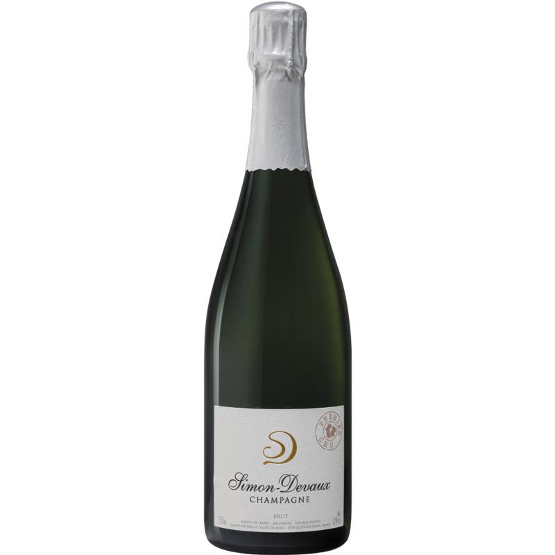 西蒙德瓦斯白中白珍酿香槟