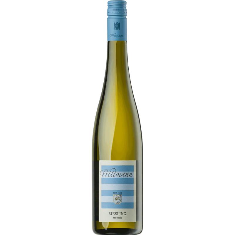 维特曼雷司令干型白葡萄酒