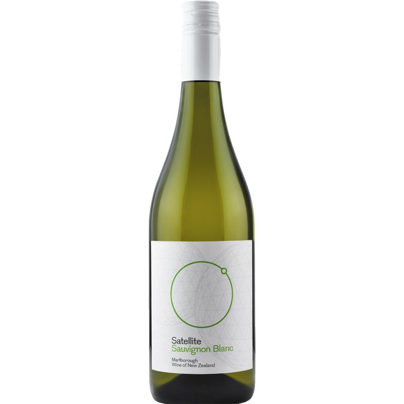 斯巴河谷酒庄卫星长相思白葡萄酒