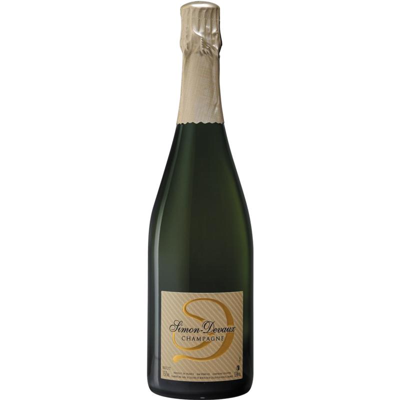 西蒙德瓦斯卡特年份香槟