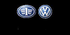 一汽大眾logo