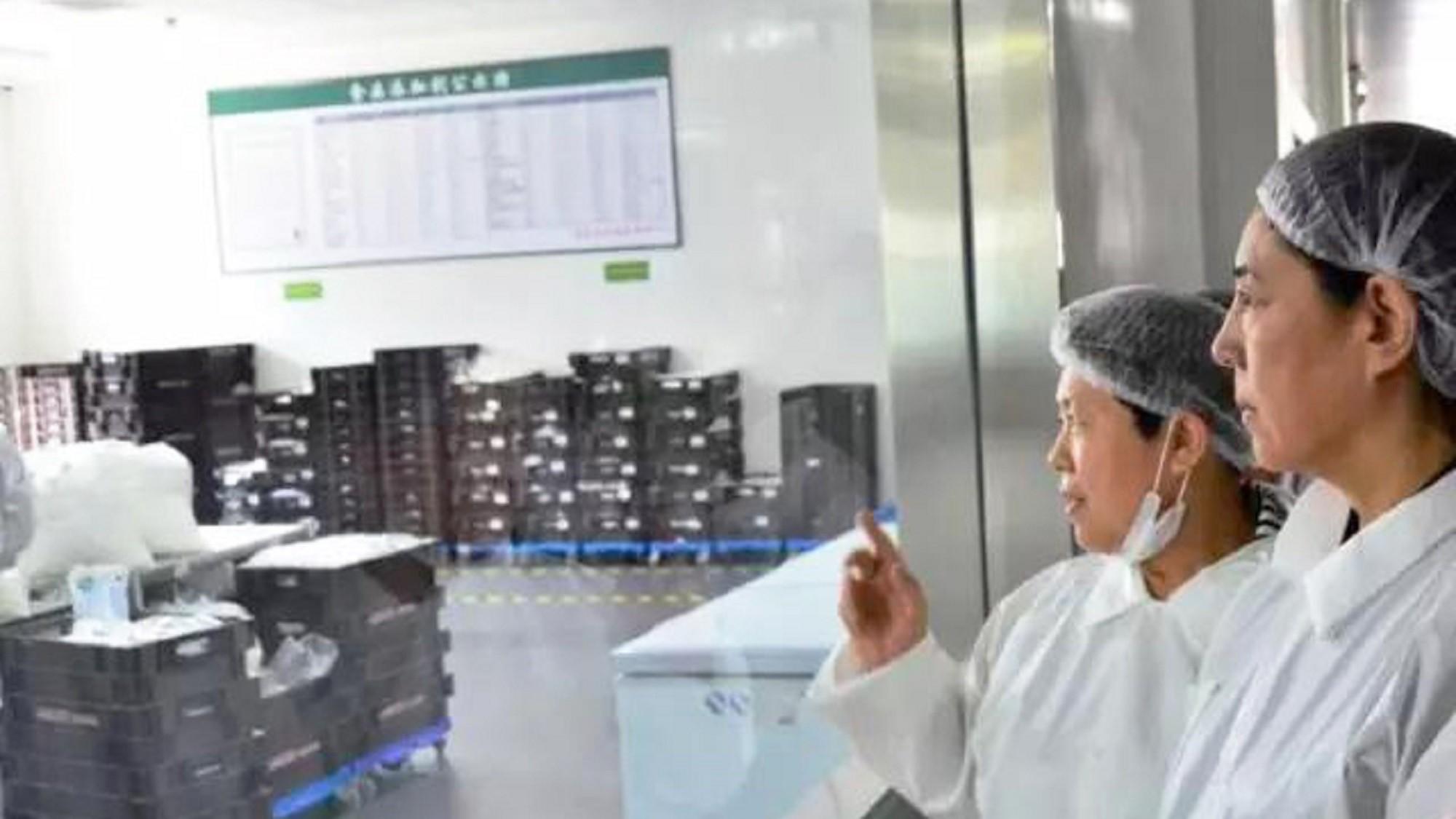 山东省食药系统考察组一行莅临家家悦考察调研5