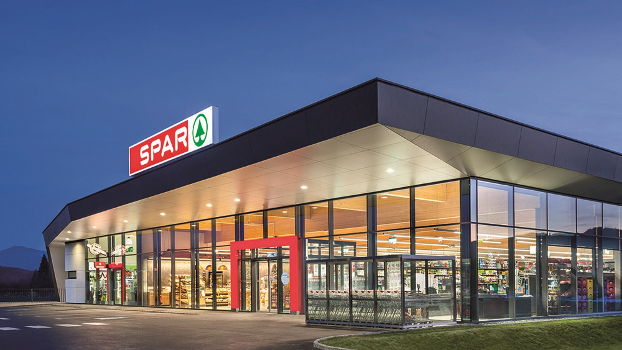SPAR Austria - neighbourhood format