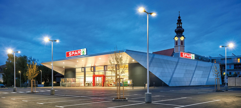 SPAR欧洲门店外10