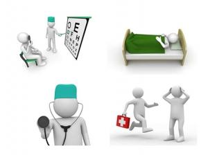 微医疗应用模块