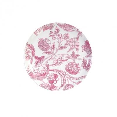 雅紅 瓷盤1