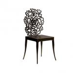 色 全铜花椅