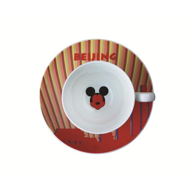 Mickey城市系列咖啡杯之北京