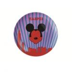 Mickey城市系列瓷盘之台北