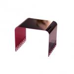 觸 茶幾 (黑與紅) Touch coffee table