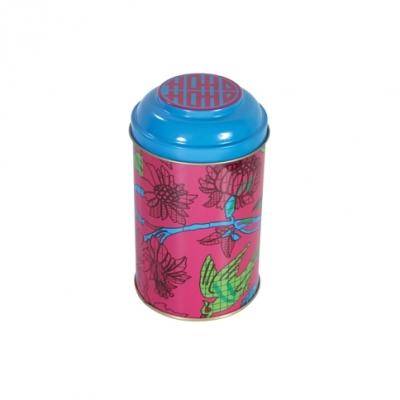 喜形于色 茶叶罐