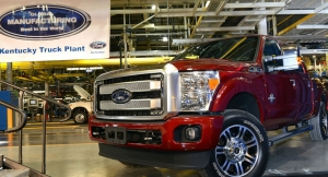 Super Duty at Kentucky Truck Plant