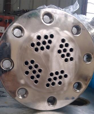 工业换热器内壁电解化学抛光