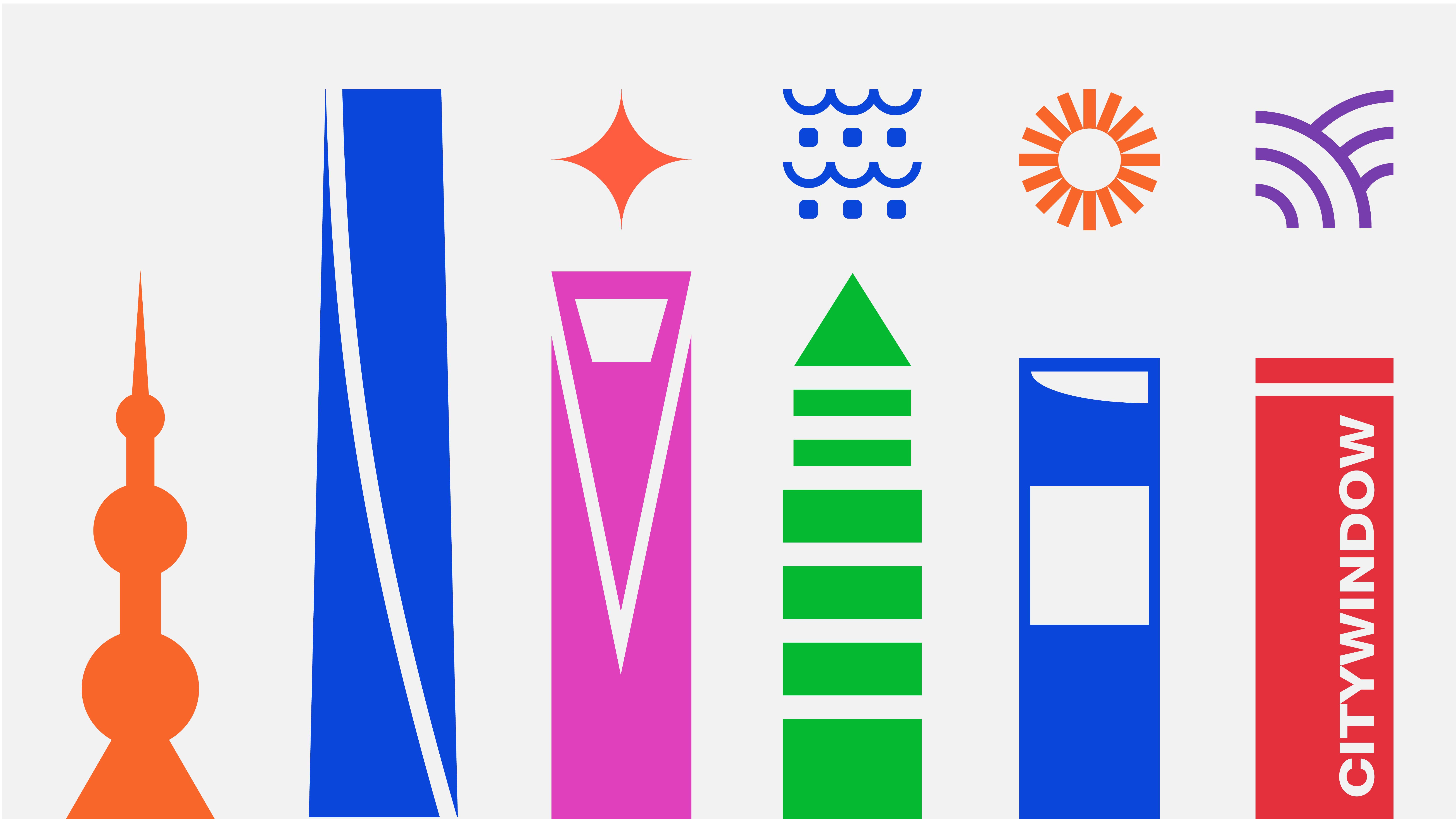 城市icon