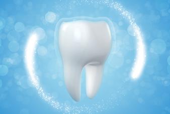 摄图网_400080920_wx_科技医疗牙齿背景(企业商用)
