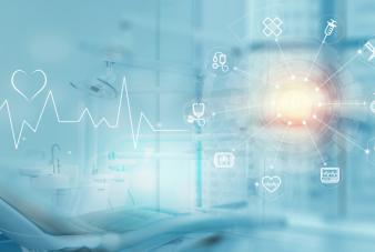 摄图网_500548069_wx_医院医疗科技蓝色背景(企业商用)