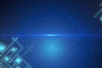 摄图网_500457601_wx_蓝色科技背景(企业商用)