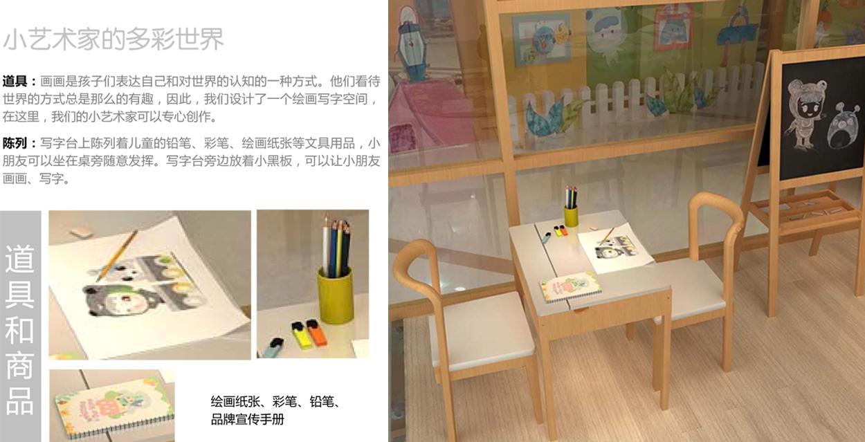 儿童服装店设计