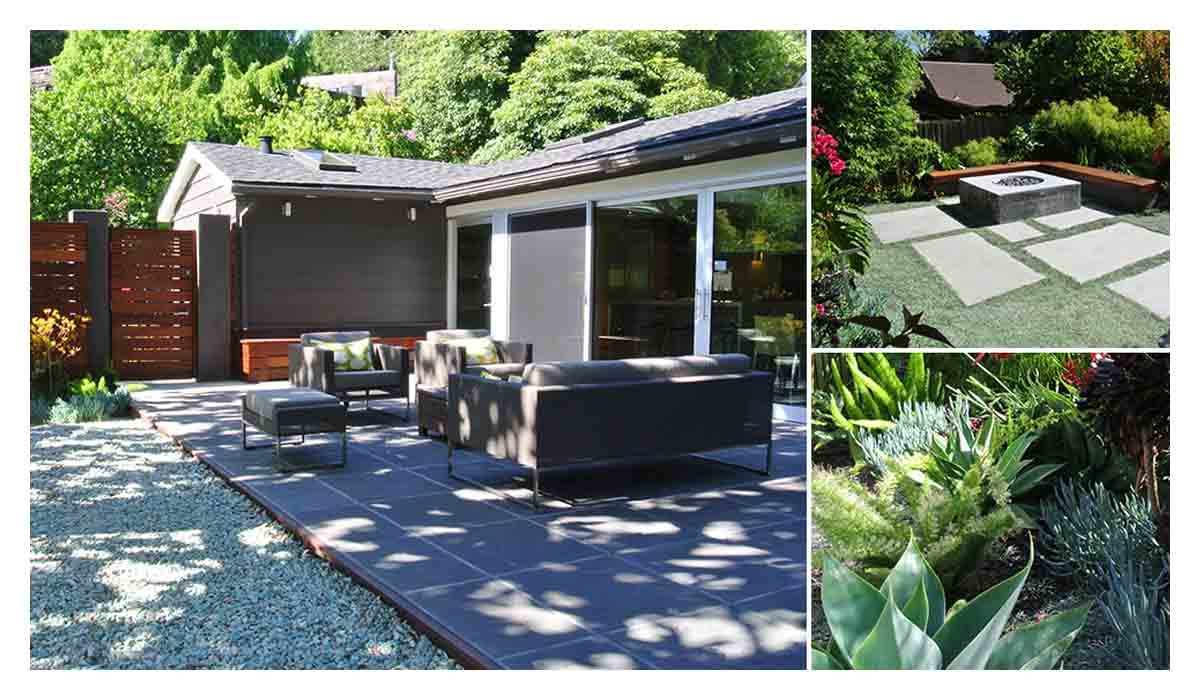 别墅庭院景观设计的7点原则