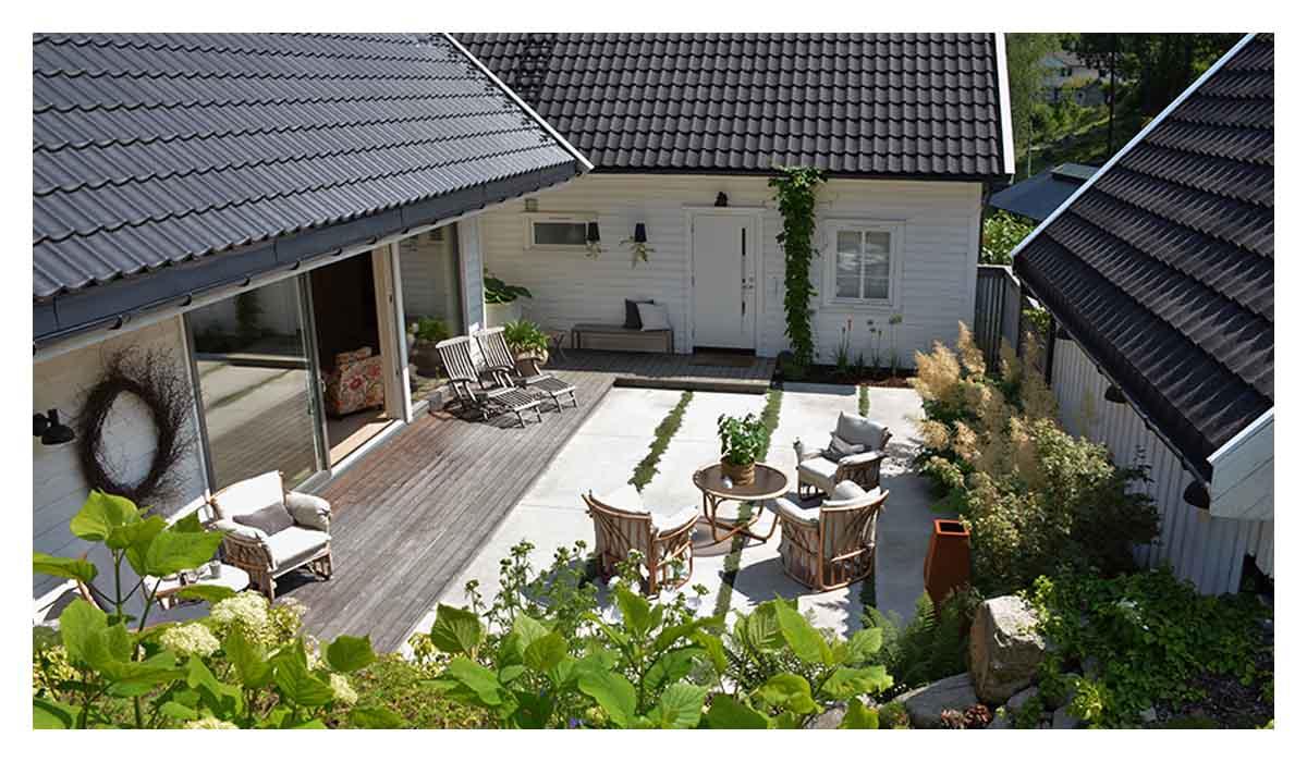 分享一份完美的庭院设计攻略